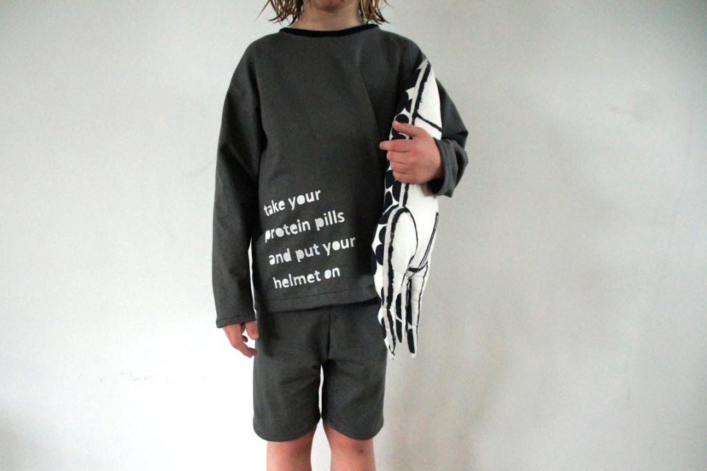 pyjamas in Nosh organics