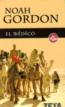 The Physician written by Noah Gordon