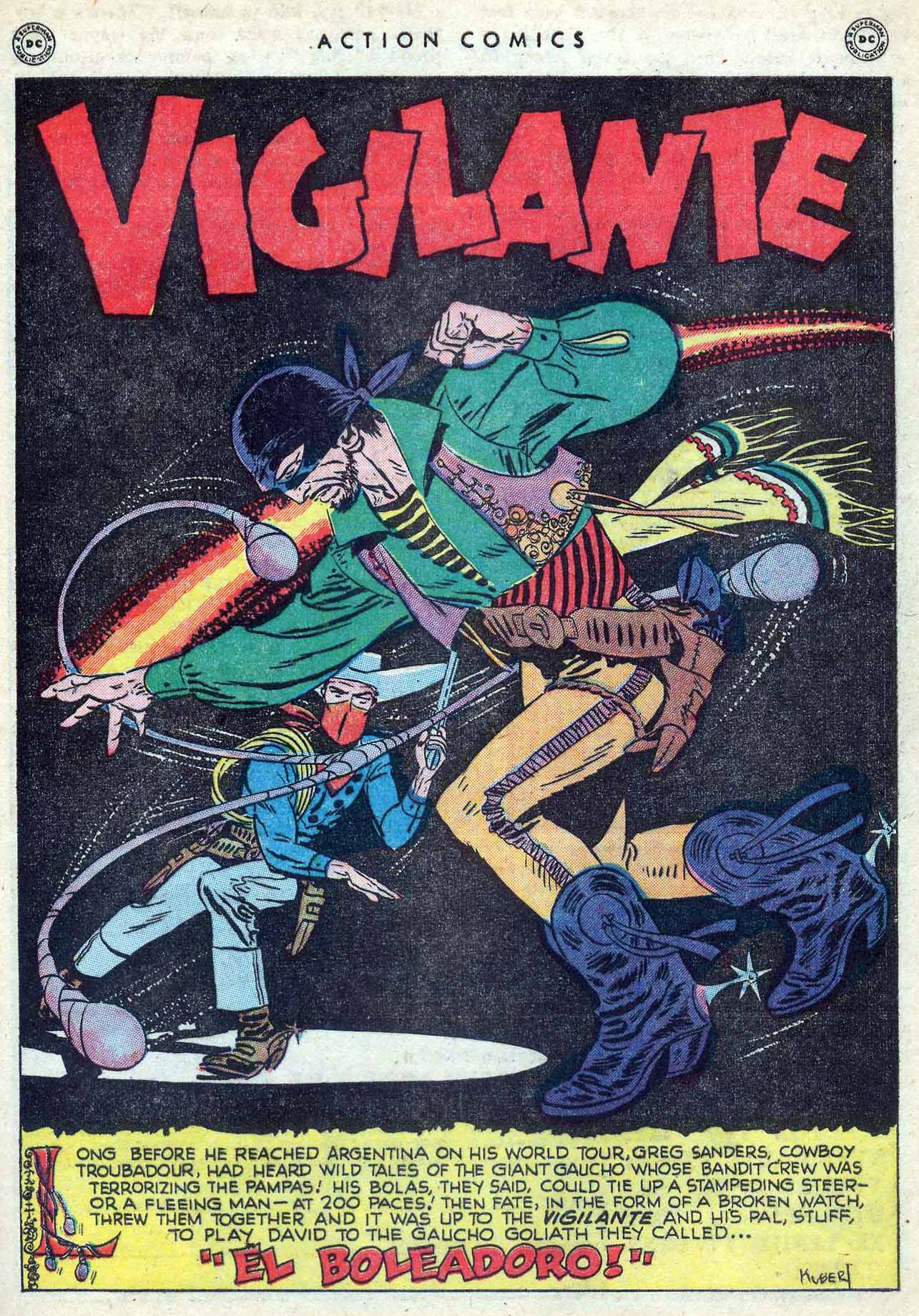 Action Comics (1938) 127 Page 42