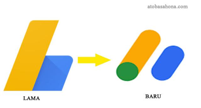 Logo Baru Google Adsense Tahun 2018 Memiliki 3 Warna dan Desain Simple