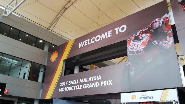 Shell Malaysia Motorcycle Grand Prix 2017
