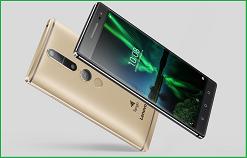 Lenovo dévoile son premier smartphone Tango