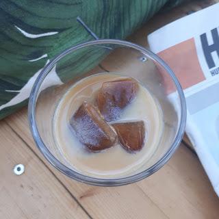 Kahvijääkuutiot