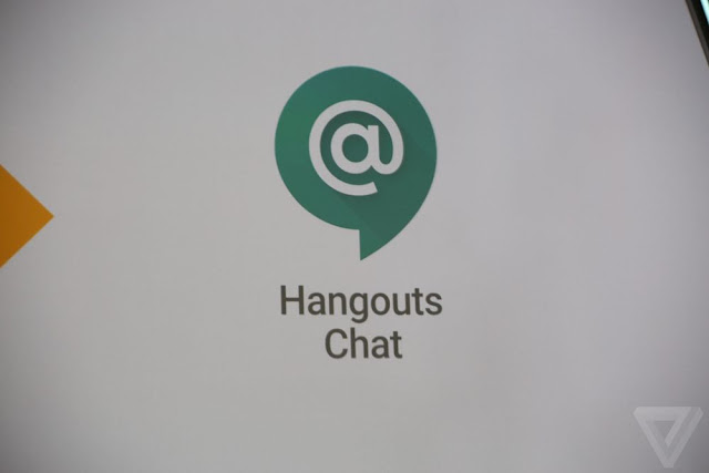 Google Hangout new Avatar after ovetake Slack