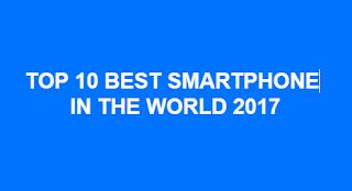 Best smartphone 2017