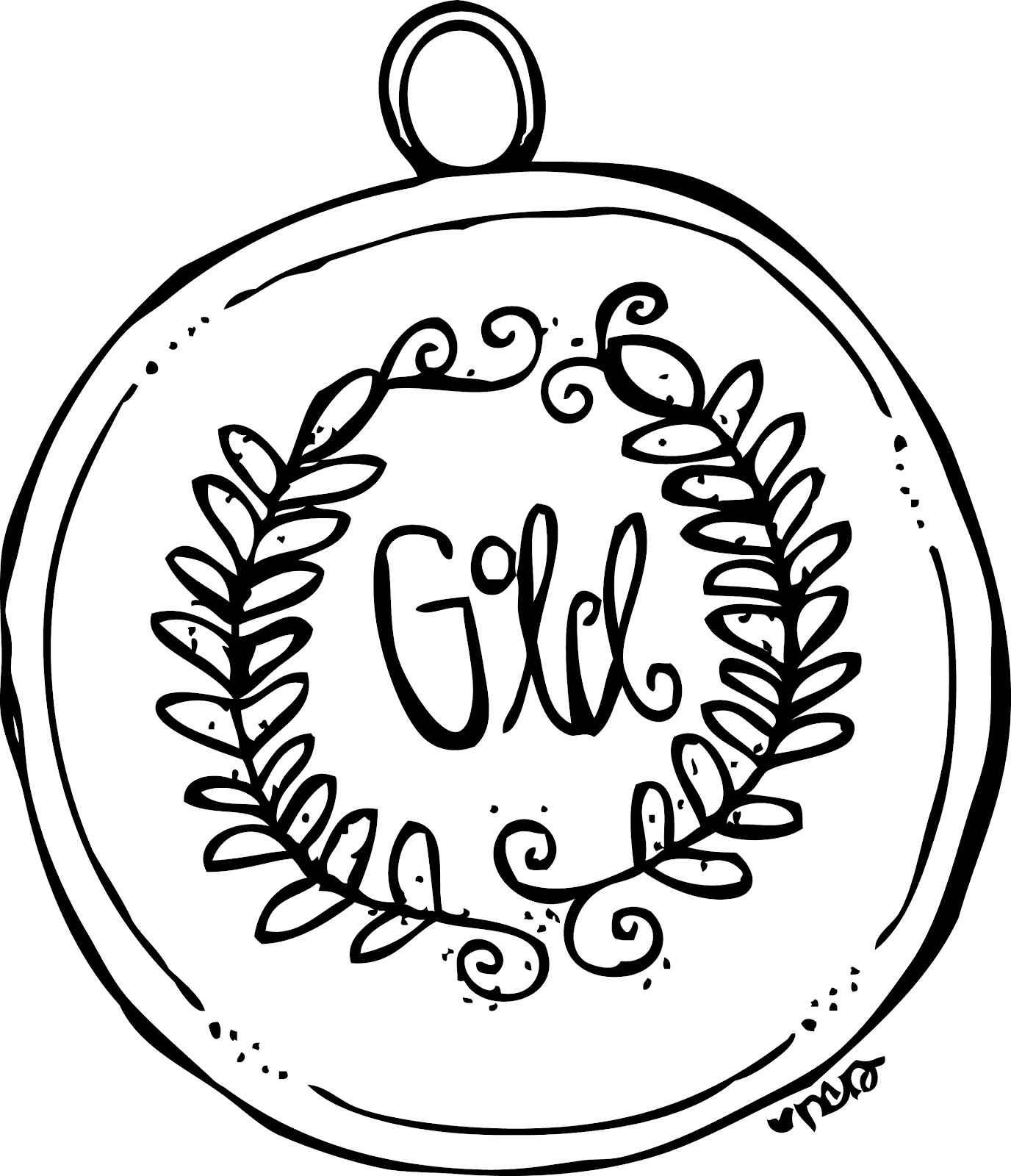 Olympic Gold Medal Coloring Pages