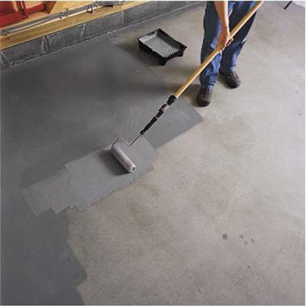 Thi công Sơn epoxy chống trơn trượt nhà xưởng