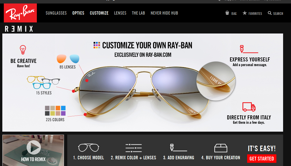 afe70a169af Optimera  Re-Tooled  How Ray-Ban Brought Its Brand Back from the Brink