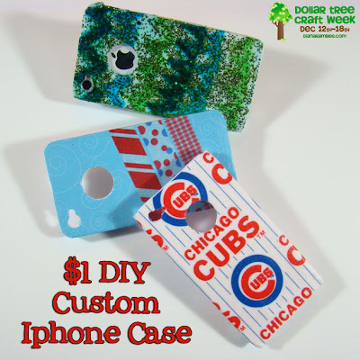 "%241 diy iphone dollar store cover case Welcome to ""Think Tank Thursday"" #11"