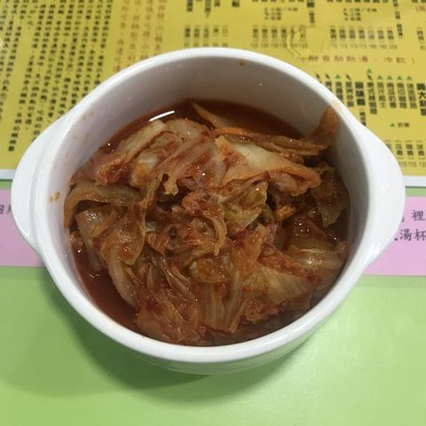 彩椒廚房黃金泡菜