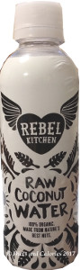 Rebel kitchen organic raw coconut water