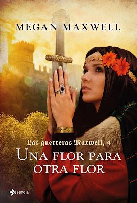Una flor para otra flor | Megan Maxwell | El Estante de Rhiri.