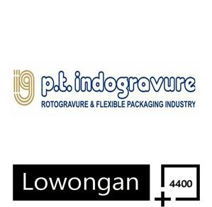 Lowongan Kerja PT. INDOGRAVURE Tangerang