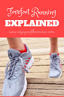 Forefoot Running Explained