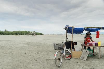 Puro Pinget Island Magsingal Ilocos Sur Philippines