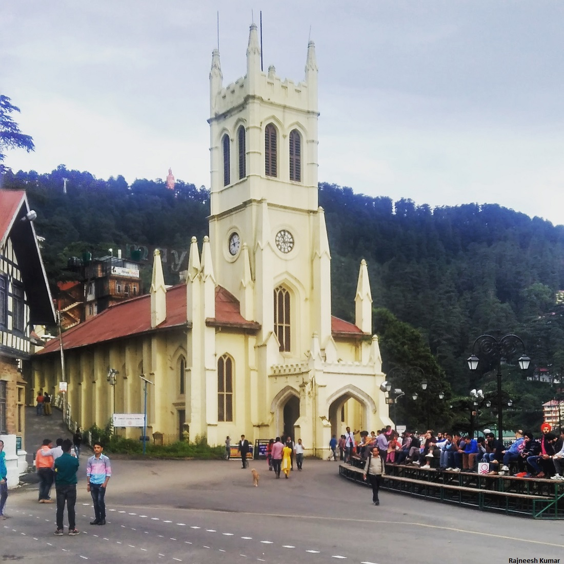 Places To See In Shimla Rajgarh At Shimla: PLACES TO VISIT IN SHIMLA AND THEIR HISTORICAL TALE