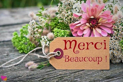Merci Beaucoup : La Carte
