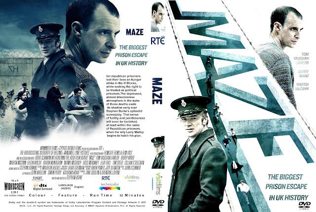 Maze DVD Cover