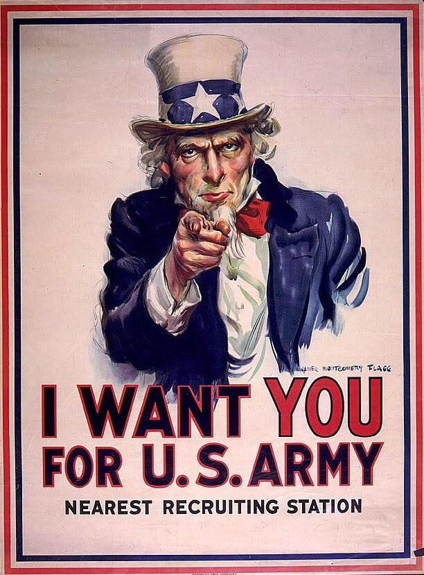 Phillip Atkinson-Walker Online Journal: War Propaganda Posters