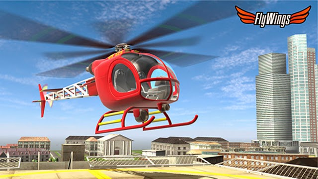 Captura de Helicopter Simulator 2015 para Android