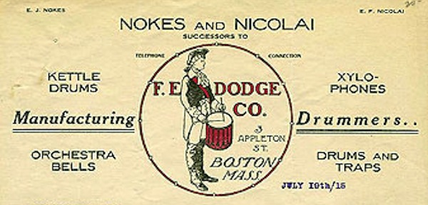 Nokes & Nicolai Letterhead
