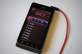 Real FM Radio for android