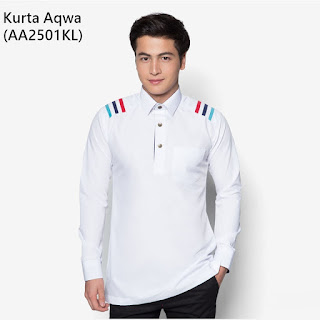 Kurta Aqwa (Slim Fit Kurta) - SOLD OUT