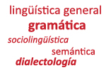 Algunas de las ramas de la lingüística