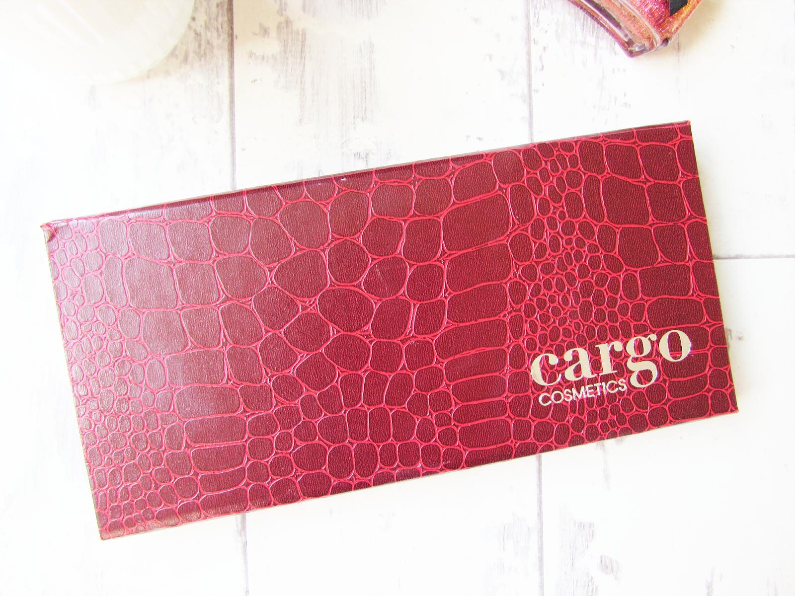 Cargo Cosmetics Northern Lights Eyeshadow Palette