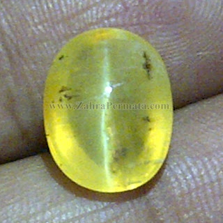 Batu Permata Opal Cat Eye - ZP 940