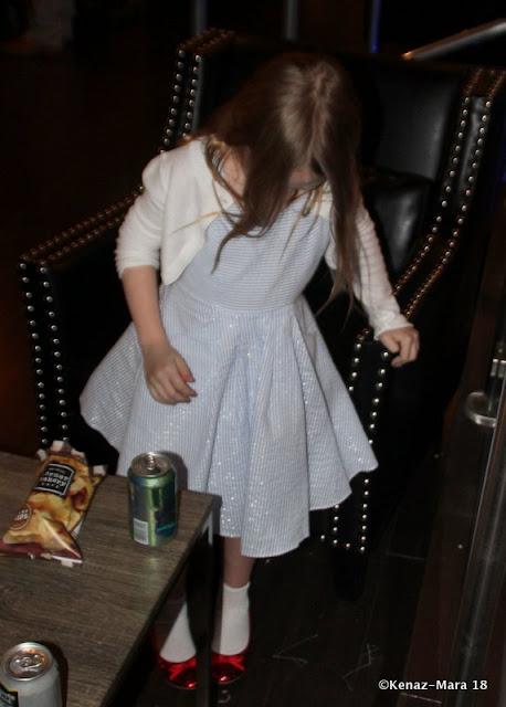 Chiara Clicks Her Heels