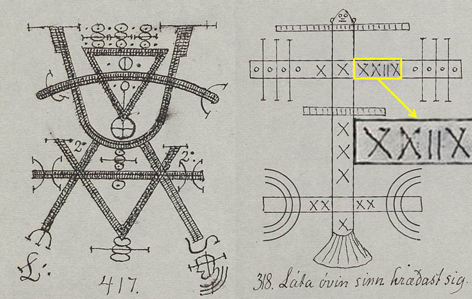 Scott Wolter Answers: New Hooked X's and Ancient Runes Found in Old