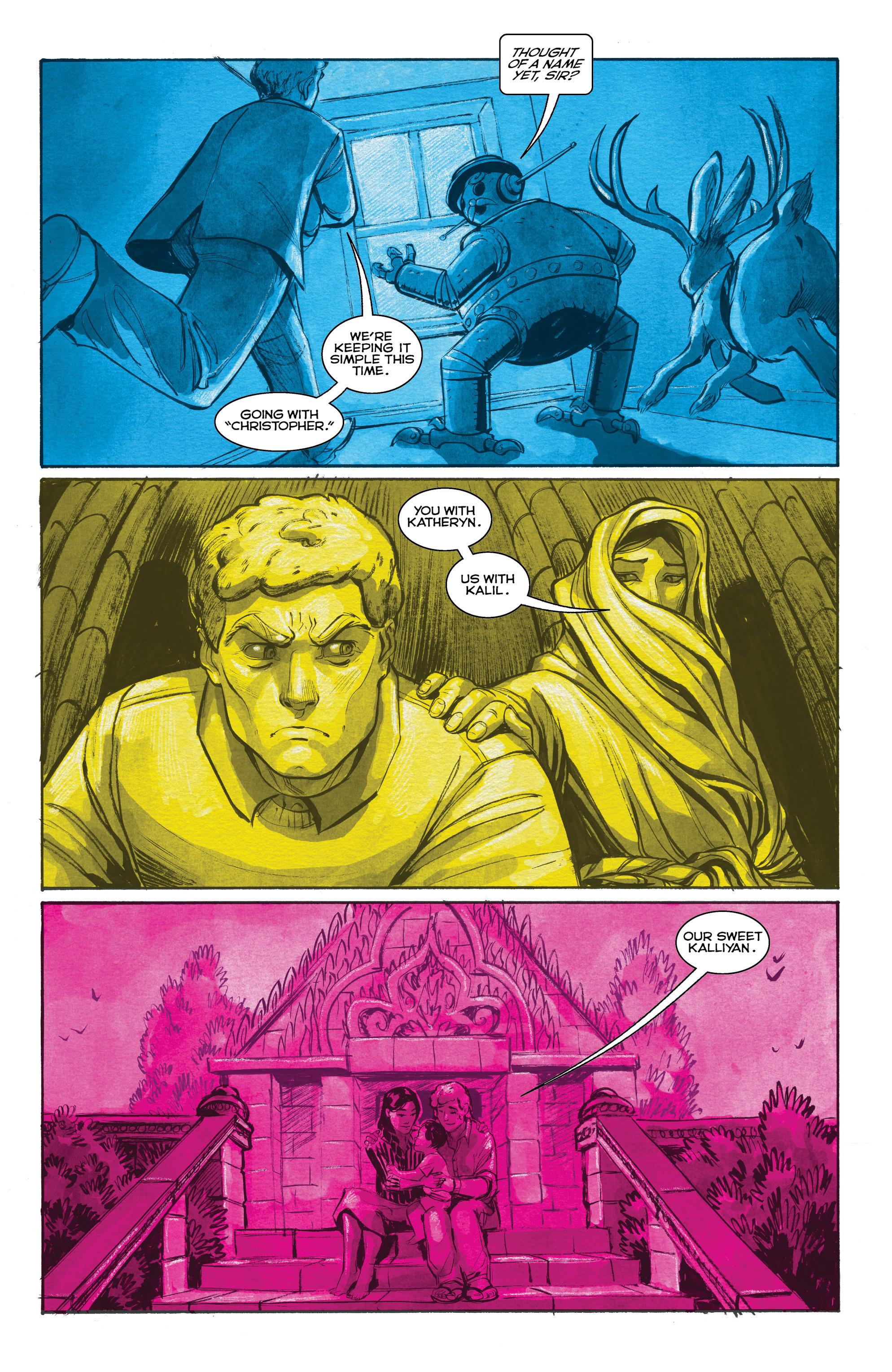 Read online Shutter comic -  Issue #19 - 8