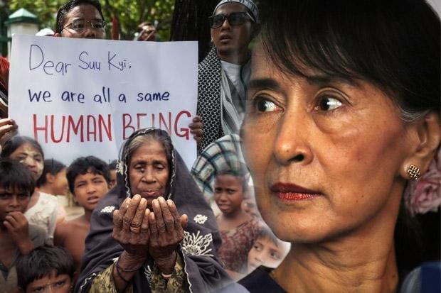 Myanmar Bentuk Unit Khusus Tangani Kasus Muslim Rohingya