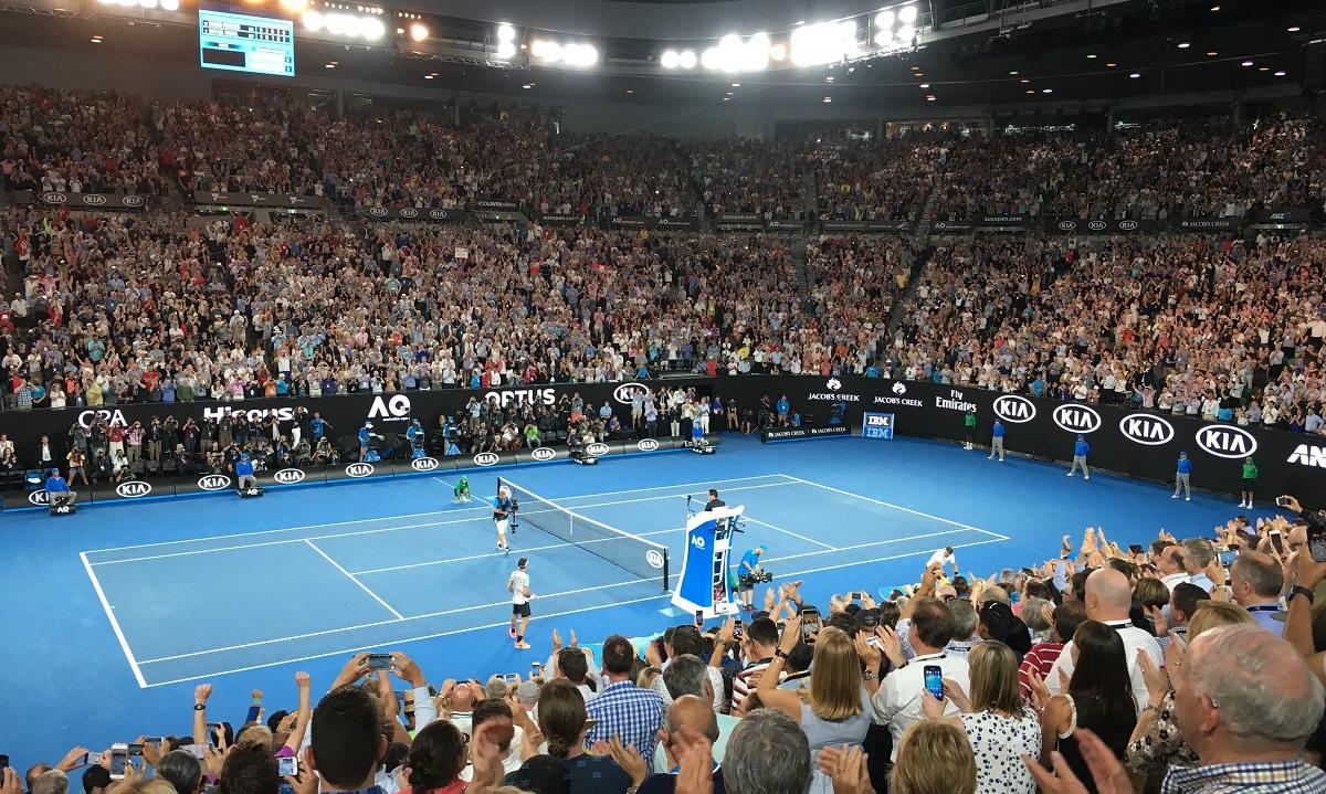 Australian Open: Caruso e Sonego avanti - Errani e Berrettini stop