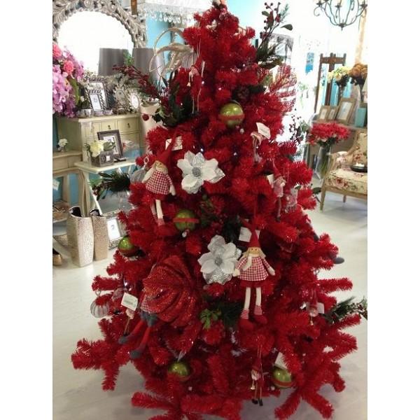 El cuaderno del decorador rboles de Navidad colores I
