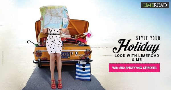 LimeRoad Style Your Holiday Contest