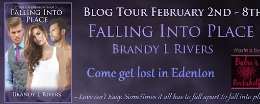 Falling into Place Blog Tour