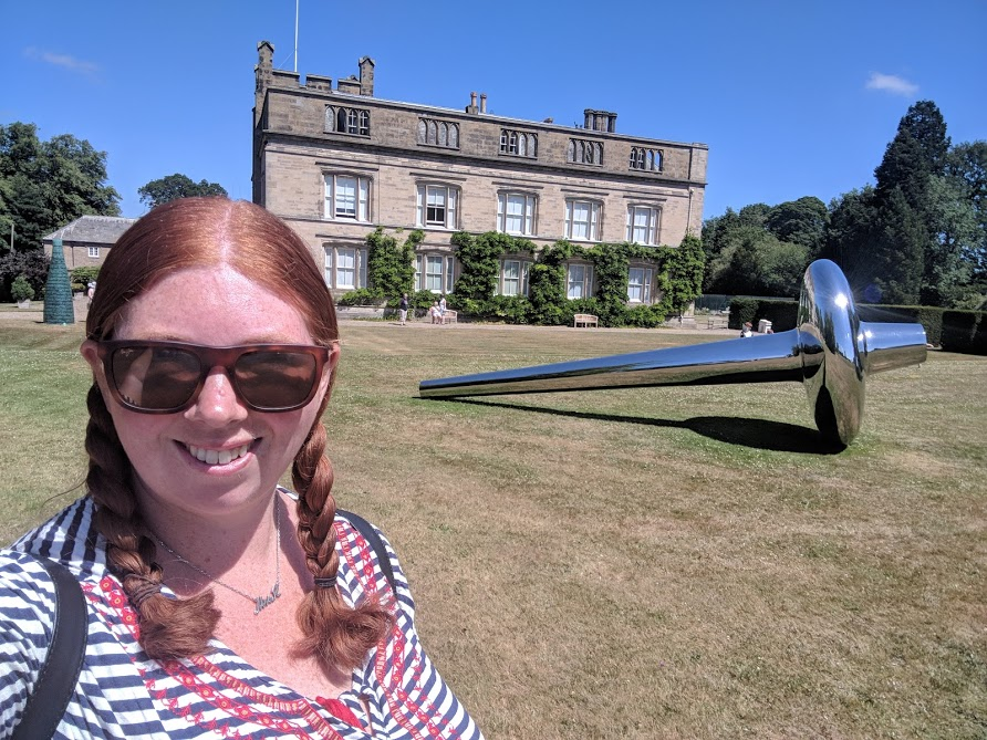 Cheeseburn Sculpture Gardens Review | Opening Dates & Top Tips for Visiting  - cheeseburn grange