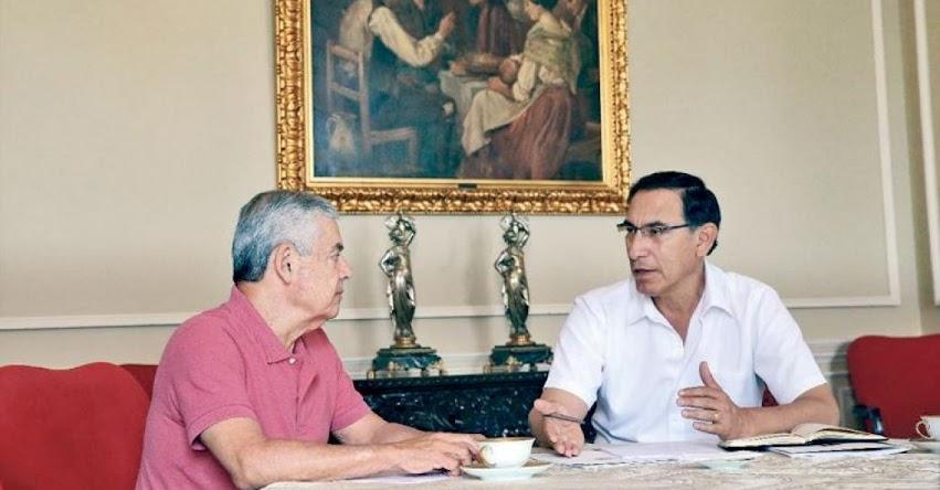 PCM: Jefe del Gabinete se presenta hoy ante el Congreso de la República - www.pcm.gob.pe