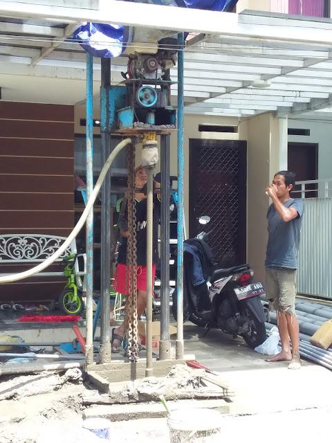 Pengeboran Air Tanah - Jasa Sumur Bor Bandung / Service Sumur Bor / Jasa  Geolistrik
