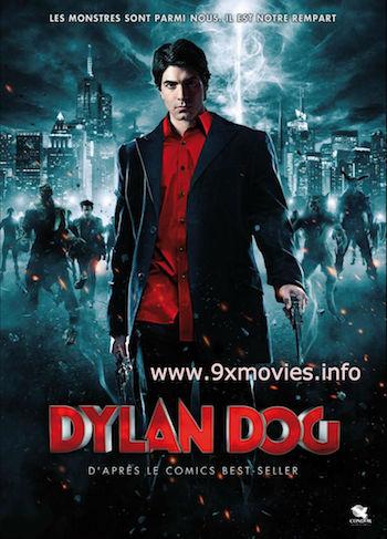 Dylan Dog Dead Of Night 2010 Dual Audio Hindi 720p BluRay 750mb