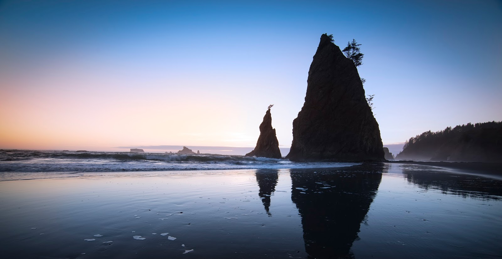 Rialto Beach sunset_1