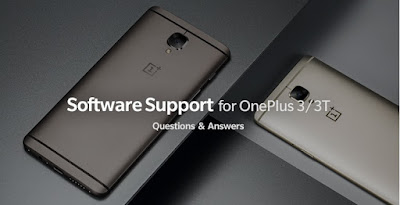 Software for OnePlus 3, 3T