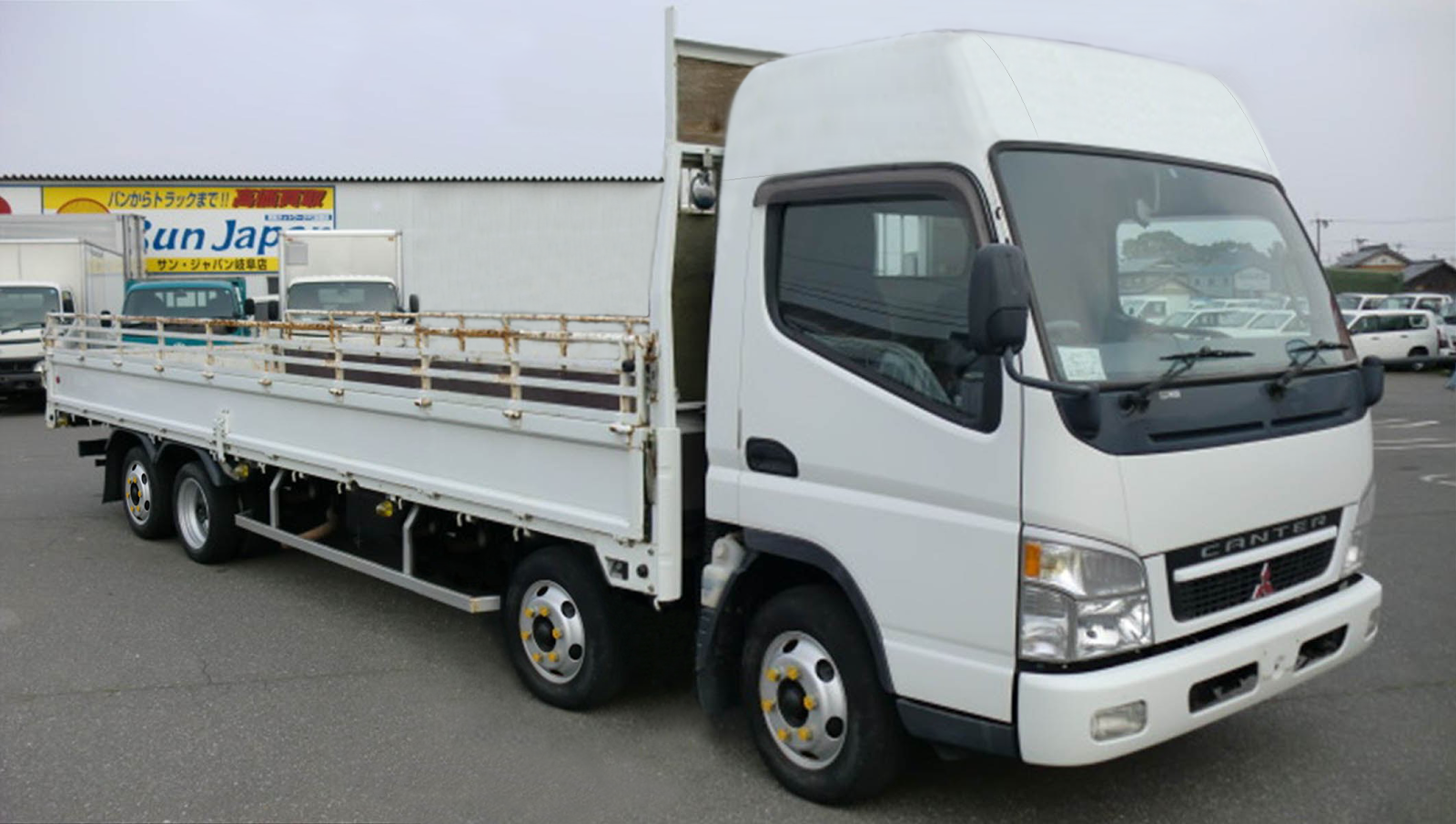 Kumpulan Modifikasi Mobil Truk Mitsubishi Terlengkap Modifikasi