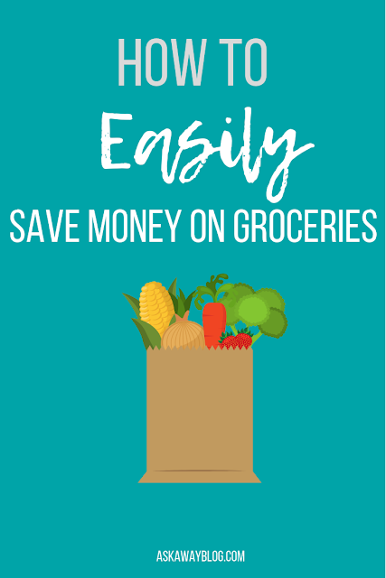 How to easily save money on groceries