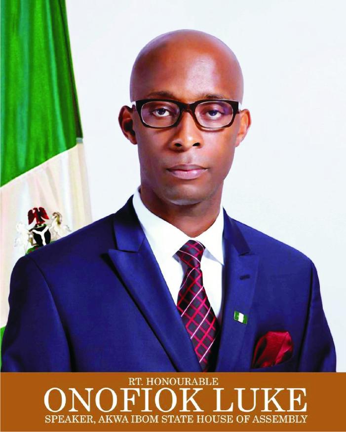Image result for Why I refused N2bn offered me by Buhari – Akwa Ibom Speaker