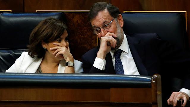 La vicepresidenta del Gobierno español asume la Presidencia de Cataluña