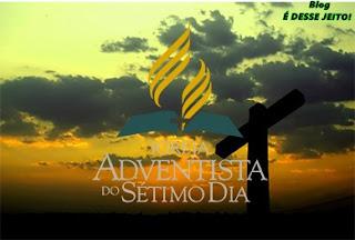 """Imagem da Igreja de DEUS, """"Igreja Adventista do sétimo Dia"""""""