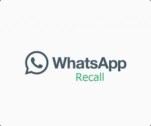 """WhatsApp  Menunjukkan Cara Menggunakan 'Recall Message"""" Untuk Menghapus Pesan Salah Kirim"""